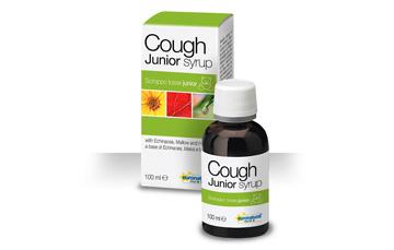 Junior cough syrup
