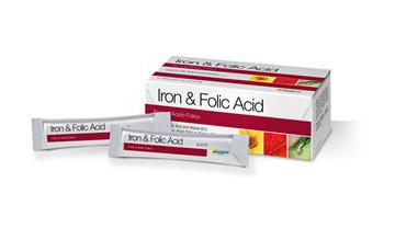 Iron and Folic Acid