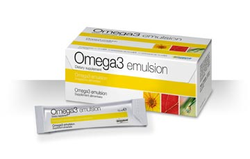 Omega 3 – Emulsion for kids